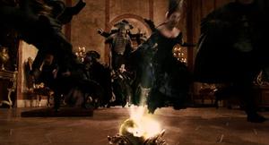 Vampire People riot