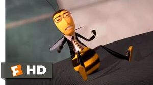Bee Movie (2007) - A Stinging Testimony Scene (7 10) Movieclips