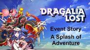 Dragalia Lost Event Story A Splash of Adventure