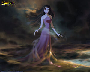 Eris the Goddess of Chaos