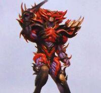 Psychomonster-red