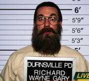 Richard Wayne mugshot