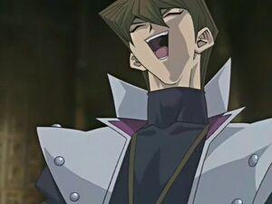 Seto Kaiba Evil Laugh