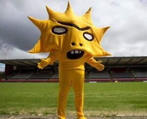 The Merciless Sun God