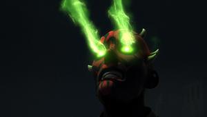 Maul spell