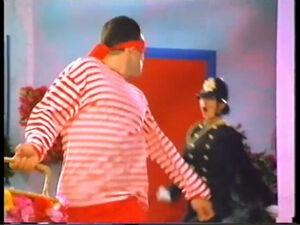 Officer Beaples and Rose Robber
