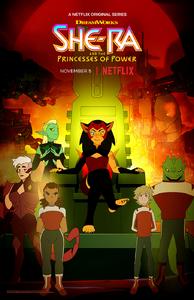 She-Ra the Horde Season 4 poster