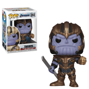 Thanos End Game Funko Pop
