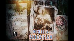 The House of the Dead Overkill - Boss Fight Nigel and Sebastian - PS3