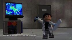 WU Jurassic world LEGO