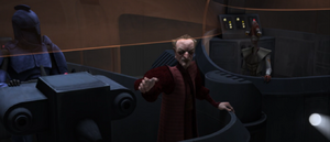 Chancellor Palpatine blends