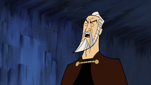 Count Dooku laughs