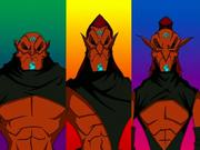 Dark Chi Warriors 01