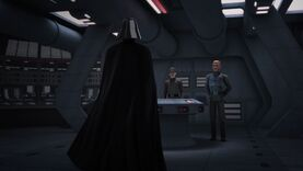 Darth Vader bridge