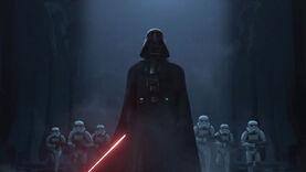 Darth Vader reinforcements