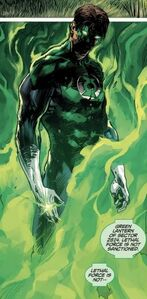 Hal-jordan infected