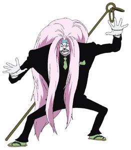 Kumadori Anime Concept Art