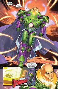Lena Luthor Prime Earth 006