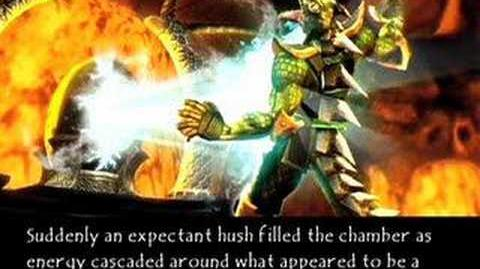 Mortal Kombat Deadly Alliance Reptile's Ending