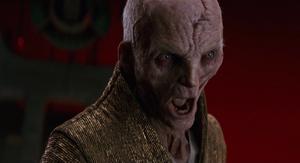Snoke angered