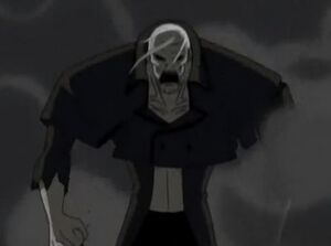 Solomon Grundy The Batman