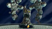 Super Mario Galaxy Bouldergeist Boss Fight (4K 60fps)
