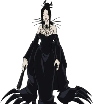 Soul eater spider witch