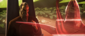 Count Dooku caliber