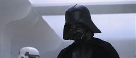 Darth Vader aboard