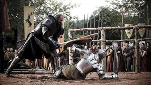 Gregor attacks Loras