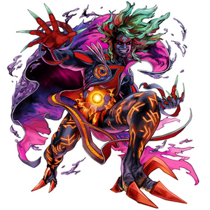 Hades (New Legs)