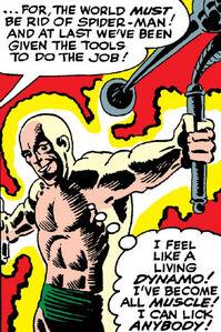 MacDonald Gargan (Earth-616) from Amazing Spider-Man Vol 1 20 0002