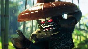 Master Wu vs Lord Garmadon Fight Scene - LEGO NINJAGO Movie Video Game