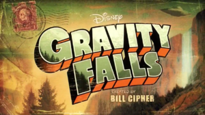 Opening created by bill cipher