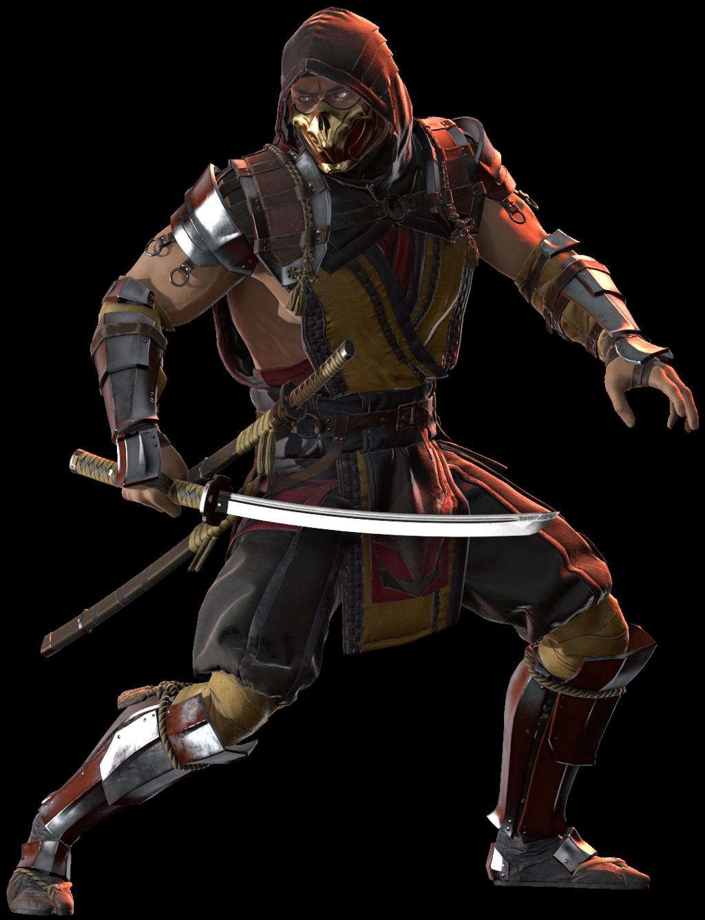 Scorpion Mortal Kombat Villains Wiki Fandom