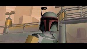 Star Wars The Clone Wars Season 7 Boba Fett Vs Cad Bane (Unfinished Episode)