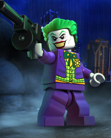 Joker Lego Batman Villains Wiki Fandom