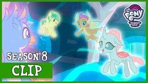 The Young 6 vs Cozy Glow (School Raze) MLP FiM HD