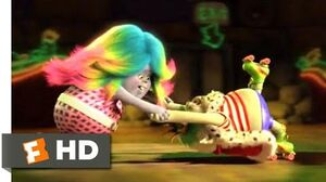 Trolls (2016) - Love on Rollerskates Scene (8 10) Movieclips