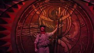 A Walkthrough of Poseidon's Fury at Universal's Islands of Adventure