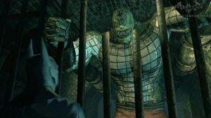 Batman Arkham City - Easter Egg 6 - Killer Croc