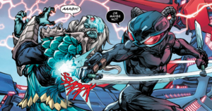 Black Manta kill god