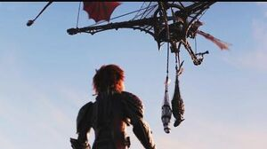 How to train your Dragon 3 - Grimmel was stolen Bizumic Scene Movie HD