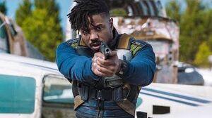 Killmonger kills Ulysses Klaue - Black Panther (2018) Movie Clip 4K