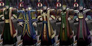 Madri High Priests