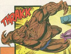Man-Beast (Earth-616) from Thor Vol 1 475 0001