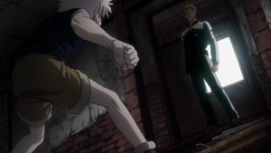 Phinx vs Killua