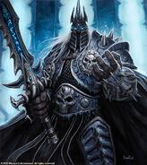 The Lich King TCG