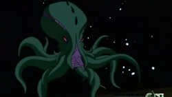 Vilgax's Octopus Form