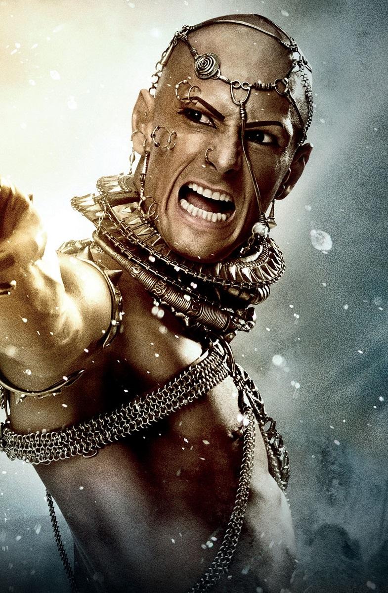 Xerxes 300 Villains Wiki Fandom Powered By Wikia